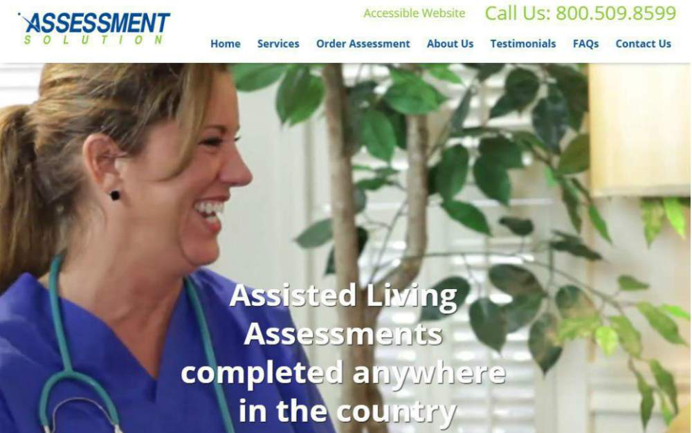 Nurse Assessments for Assisted Living Communities