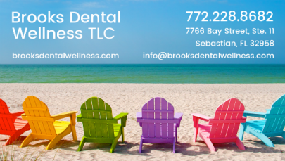 Brooks Dental Business Card