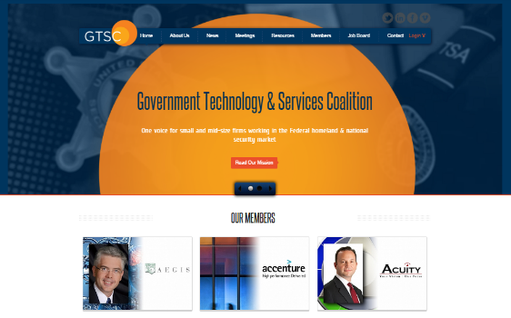 Government Technology and Services Coalition. This link opens new window.