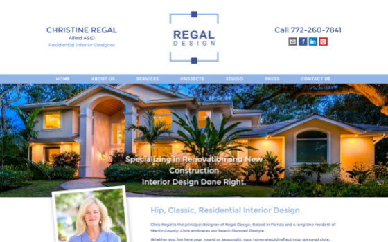 Regal Design. This link opens new window.