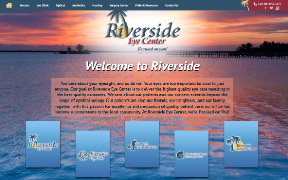 Riverside Eye Center. This link opens new window.