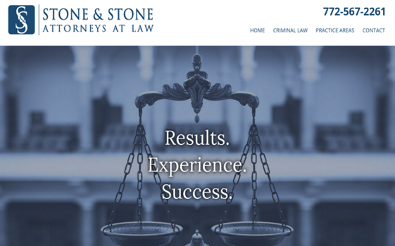 Visit Stone and Stone, Attorneys at Law. This link opens new window.