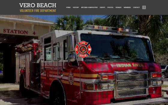 Vero Beach Volunteer Fire Department. This link opens new window.